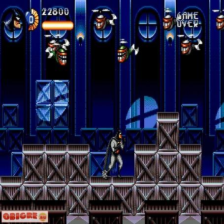 The Adventures of Batman and Robin (Приключения Бэтмена и Робина)
