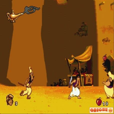 Aladdin Disney's (Аладдин Дисней)