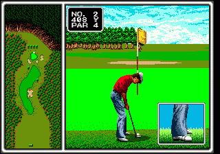 Arnold Palmer Tournament Golf (Арнольд Палмер, чемпионат по гольфу )