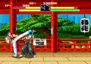 Art of Fighting (Искусство Борьбы)