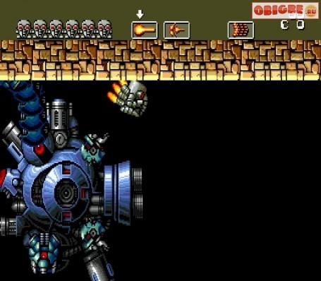 Atomic Robo-Kid (Атомный роботенок)