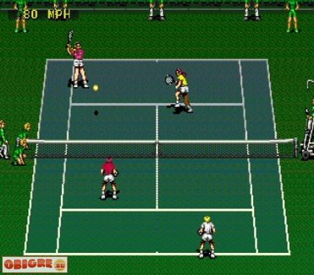 ATP Tour Championship Tennis (Ассоциация Профессиональных Теннисистов, Чемпионат по теннису)