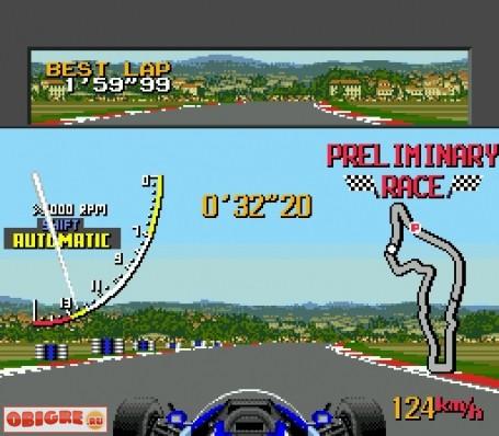 Ayrton Senna's Super Monaco GP II (Айртон Сенна Супер Гран При Монако II)