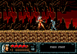 Blades of Vengeance (Лезвия мести)