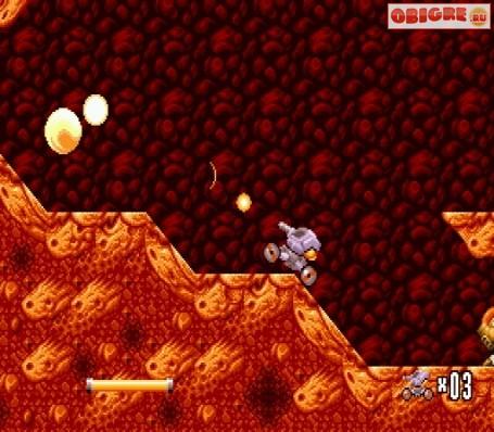 Blaster Master 2 (Мастер взрыватель 2)