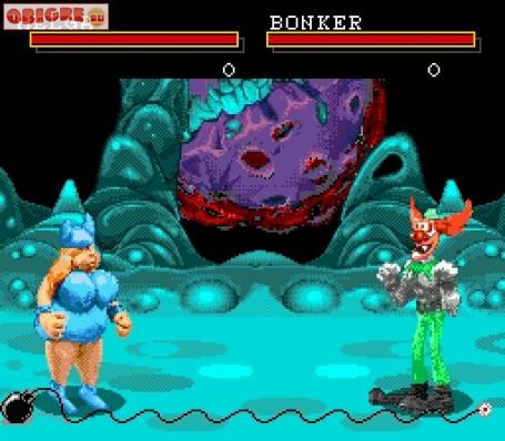 Clay Fighter (Глиняный боец)