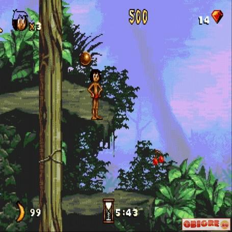 Disney: The Jungle Book (Дисней: Книга джунглей)