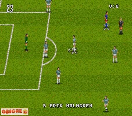 European Club Soccer (Европейский футбольный клуб)