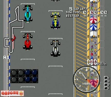 F1 Grand Prix: Nakajima Satoru (Формула 1 Гранд При: Сатору Накаджима)