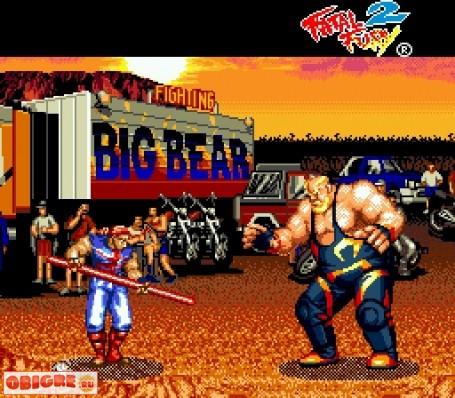 Fatal Fury 2 (Смертельная ярость 2)