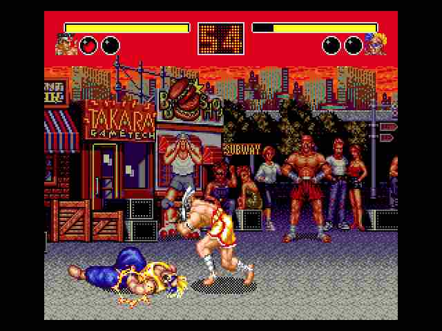 Fatal Fury: King of Fighters (Смертельная ярость: Король бойцов)