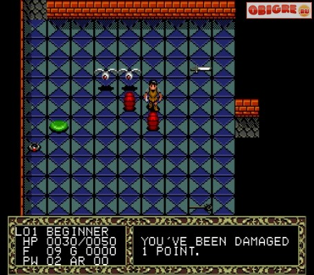 Fatal Labyrinth (Смертельный лабиринт)