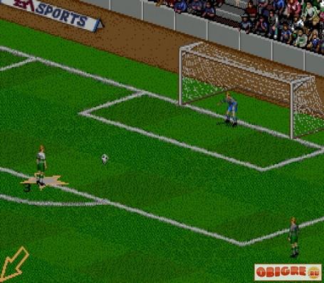 Fifa: Road to World Cup 98 (Фифа: дорога к кубку мира 98)