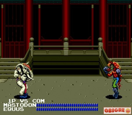 Fighting Masters (Мастера боевых искусств)