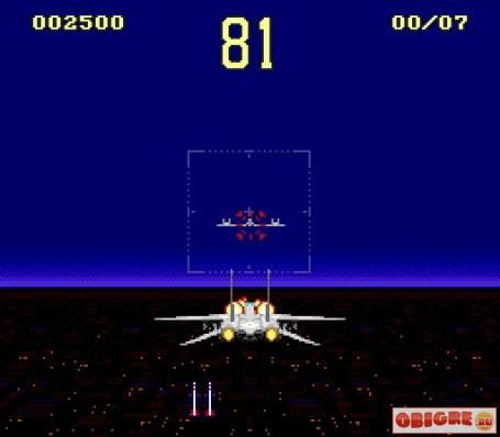 G-LOC Air Battle (Джи-ЛОК Воздушный бой)
