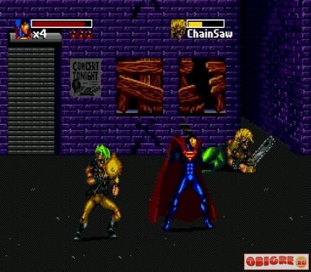 The Death and Return of Superman (Смерть и возвращение Супермена)