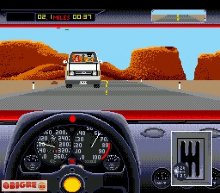 The Duel: Test Drive II (Дуэль: Тест Драйв)