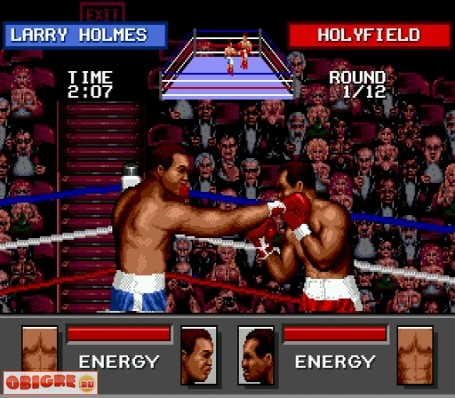 Greatest Heavyweights of the Ring (Великие тяжеловесы ринга)